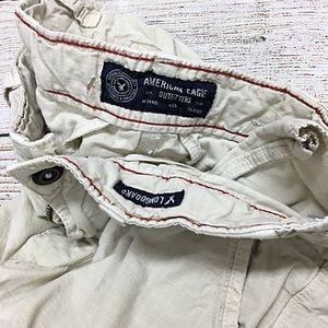 Men's American Eagle Longboard Cargo Shorts Sz 30